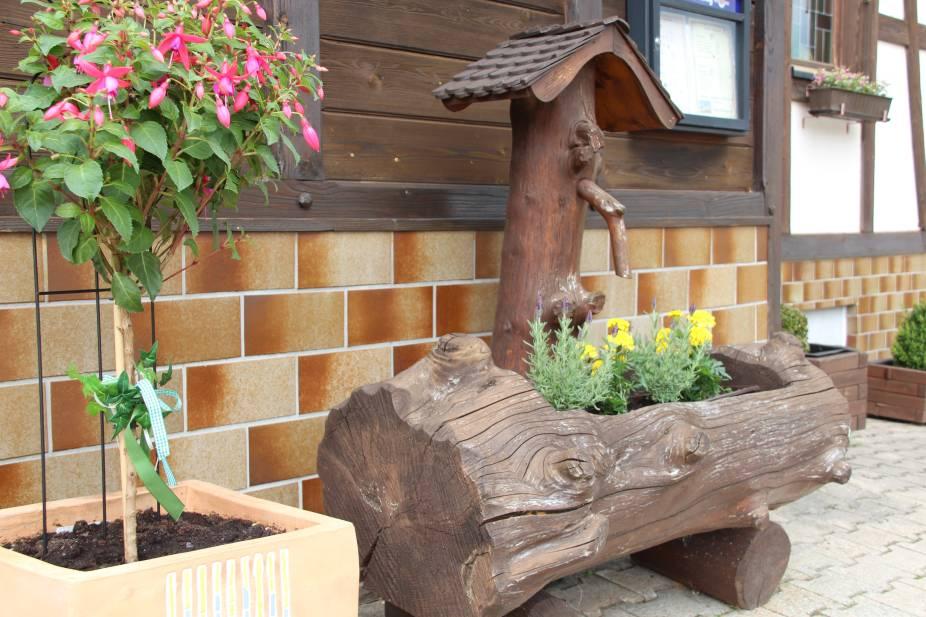 Gasthaus Bierhäusle Brunnentrog