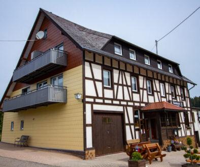 Gasthaus Bierhäusle Seitenansicht 2019 Alternative